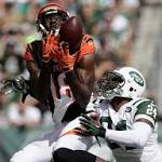 Week 1 Booms and Busts: A.J. Green lights up Revis Island