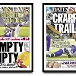 How New York media reacted to Cowboys win; see the covers