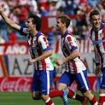 Atletico Madrid 2-0 Espanyol: Simeone's men take the points