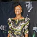 Yaya DaCosta, former contestant on 'America's Next Top Model,' cast as Whitney ...