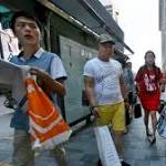 Globe in Hong Kong: Mainland Chinese don't know – or care – about push for ...