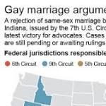 Hawaii, Idaho, Nevada gay couples in legal cases