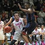 Virginia staves off upset-minded Virginia Tech, escapes with 50-47 win