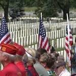 Minnesota Memorial Day weekend 2015 observances