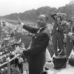 Drama marks 50th anniversary of King's March on Washington