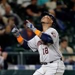 Game recap: Astros 7, Mariners 5