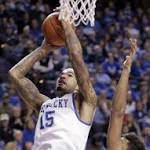Cauley-Stein leads Kentucky past Mississippi
