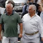 'Whitey' Bulger Strangled My Girlfriend, Ex-Partner Testified