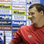 International Capsules: Lochte puts TV career on hold to resume swimming