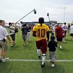 Redskins Offense Preview: RGIII Will Have All Familiar Faces