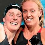 Nation+world: Missy Franklin, Katie Ledecky pick up more gold at world ...
