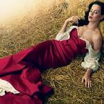 Katy Perry Is The Prettiest Farmhand Alive In 'Vogue': 6 Pics