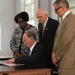 Gov. Robert Bentley calls for new strategies to fight opioid abuse