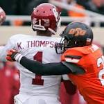Oklahoma QB Kendal Thompson says he plans to transfer