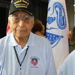 World War II veteran dies at airport before boarding Honor Flight