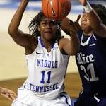 Lady Raiders beat Rice without best effort