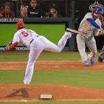 Angels' bats weak in 3-2 loss to Royals in ALDS