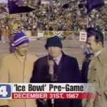 Media Views: 47 years later, another Buck back for 'Ice Bowl'