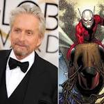 Michael Douglas joins 'Ant-Man' as Dr. Henry Pym