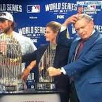 Chevrolet Embraces Awkward MVP World Series Presentation