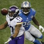 Vikings can't maintain early lead, fall to Lions