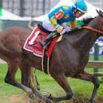 American Pharoah's entourage faces very public journey to Belmont Stakes