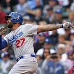 Dodgers Win Final Road Game of Regular Season, Top Cubs 8-5