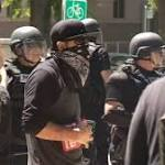 'Garrulous and Polite': The White Nationalist Behind Violent California Rally