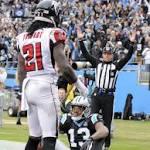 Trufant, Falcons face big test against Gordon