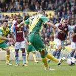 Norwich City v Aston Villa: live