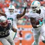Patriots fall to the Dolphins, 24-20