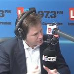 Nick Clegg blocks Tory plans for a 'snoopers' charter'