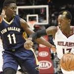 New Orleans Pelicans: What to watch for vs. Atlanta Hawks
