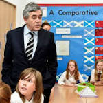 Gordon Brown did more for the UK in these 13 minutes than in three years as ...