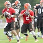 Brian Hoyer vs. Johnny Manziel and 4 other things to watch: Cleveland Browns ...