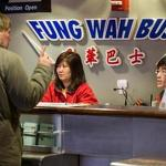 Fung Wah bus line stops rolling, for now