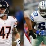 Tampa Bay Buccaneers sign safety Chris Conte, defensive tackle Henry Melton ...