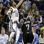 Grizzlies best Kings on disputed late basket