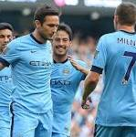Football - Chasing pack in Premier League hit by European hangover