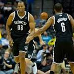 Nets expect a nice reception for Jason Collins at Barclays Center Monday night
