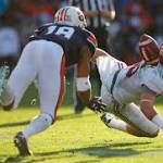 Four Auburn Tigers arrested for pot possession