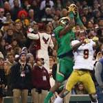 Five things we learned: Notre Dame 19, Boston College 16