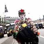 The climate circus comes to town