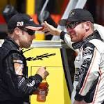 Sprint Cup: Bowyer back in Richmond spotlight