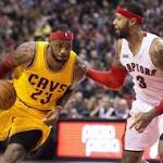 Cleveland Cavaliers make it six in a row with 105-91 victory over Toronto ...