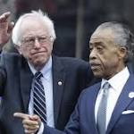 Black votes matter now in Democratic presidential race