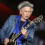 Keith Richards reflects on 'Sticky Fingers'