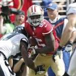 49ers could be short on Davises this weekend