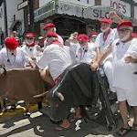 Inspired by Pamplona, Great Bull Run coming to US; organizers say events will ...