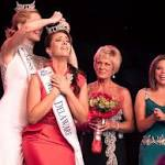 Miss Delaware stripped off her crown for being too old